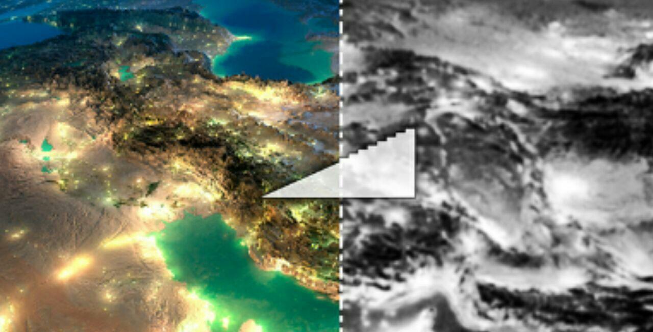 تصاویر ماهوارهای