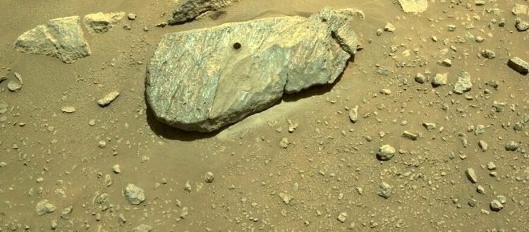 حفاری در مریخ