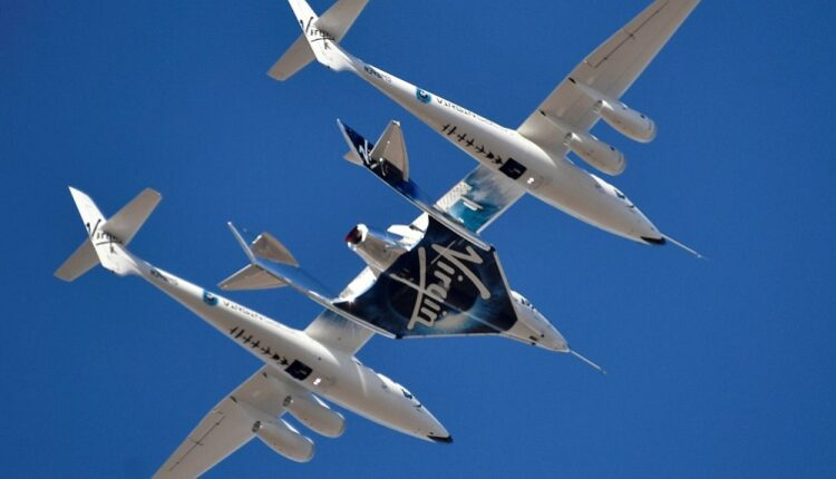 Virgin Galactic has been banned from launching test flights