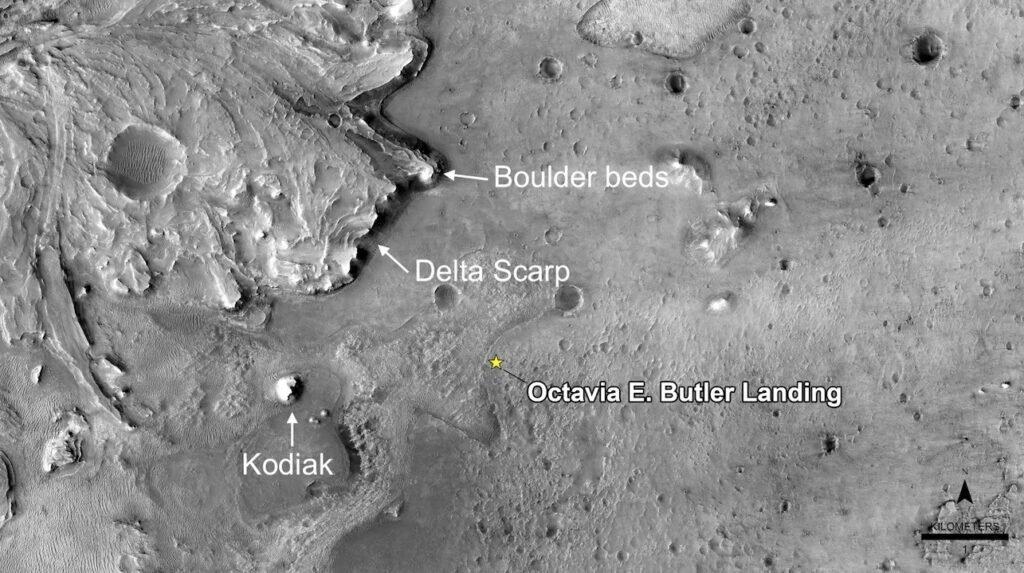 وجود آب در گذشته مریخ