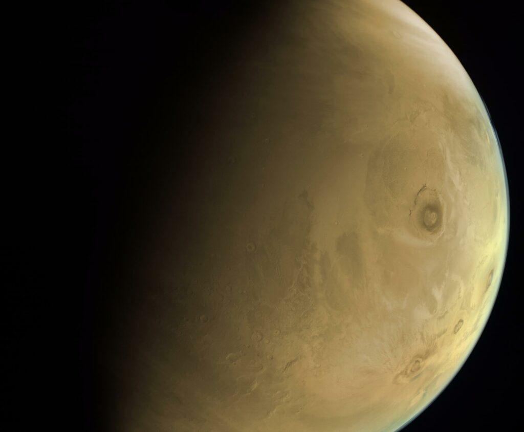 کاوشگر مریخی امارات