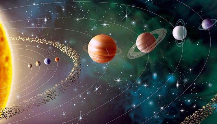 سیارههای منظومه شمسی